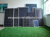 high efficiency 250W poly/mono PV solar panel/modules price per watt solar panels