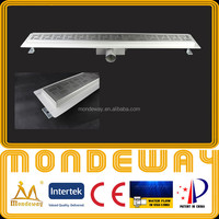 European Designs High Quality Stainless Steel 304 Bar Grating Plank Grating