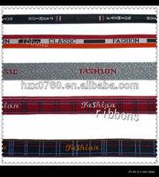 Grosgrain military belt made of nylon webbing for coffee bag