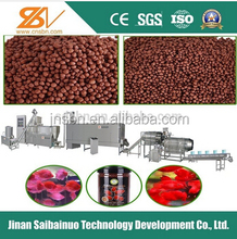 SBN Pellet Floating fish feed production line
