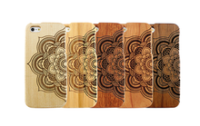 Factory Supply Attractive Wooden Case for Iphone5s Case