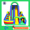 Mini Inflatable Bouncer Combo Jumping Castle with Slide for kid for sale