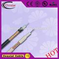 Sc/ccs rg6 cabo coaxial código de cor