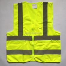 2015 reflective safety vest EN20471/ EN13356