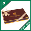 High quality customized Chocolate Box/Chocolate Packaging Box/Chocolate Packaging