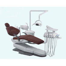 Dental Chair Unit with LED lamp light + accessories , ISO, FD, CE APPROVED Complete Dental Chair Package