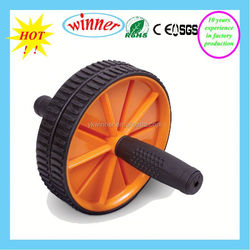 small abdomina fitness ab roller exercise wheel