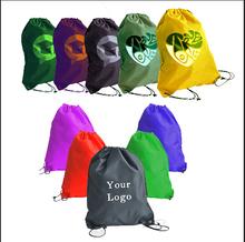 White School Bag,Velvet Lined Drawstring Bags