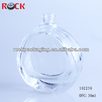 30ml good quality glass bottle for perfume container