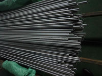 stainless steel capillary pipe coiling 316L ANSI ASME ASTM JIN DIN oem service