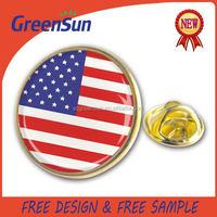 Best price environmental metal military emblems