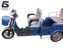 Electric Tricycle for Passanger in China