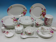 Ceramic tableware/dinnerware,bone china