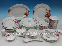 Ceramic tableware dinnerware with bone china
