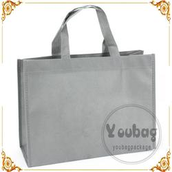 Factory sale custom shopping nonwoven bags with high quality