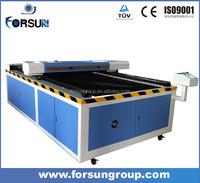 Best selling CE approved laser cutting machine/multi head laser cutting machines/laser sticker printing cutting machine