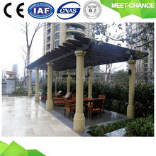 wall panel house decoration wpc material siding