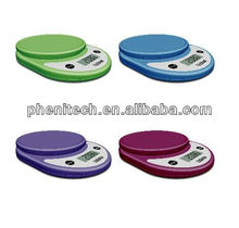 colorful digital foot,diet care weighing scale