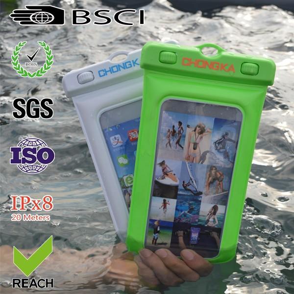 2015 factory wholesale security waterproof bag