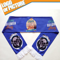 China Yiwu promotion cheap Popular Halloween Party women&man Scarves Accessories