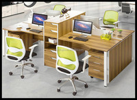 beauty salon workstations office furniture with drawer cabinet