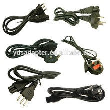 machine manufacturer C5/C7/C13 OD: 6.8mm mobile phone data cable ac power cord cable for ps3