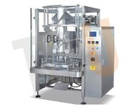 vertical form fill seal packaging machine for snacks