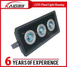 good quality best price die cast aluminum led housing, outdoor led flood light 100w