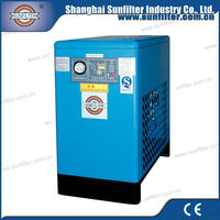 Ammonia screw compressor of bitzer screw compressor oil with compressed air dryer