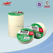 Rubber Solvent Automotive Masking Tapes