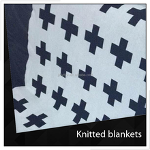 Baby Knitted Blanket Handmade