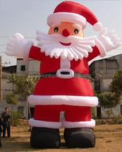 Merry Christmas giant inflatable christmas ornament sale
