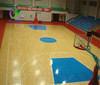 PVC sport floor /indoor basketball court flooring/vinyl flooring