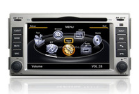 """6.2"""" A8 Chipset Car stereo for Hyundai Santa Fe 2004-2009 With touch screen 3 Zone POP 3G/Wifi BT Radio 20 Dics Playing Free Map"""