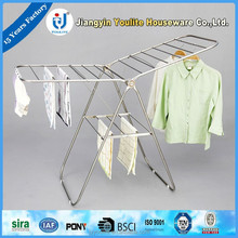 heavy duty wing round rotating clothes rack