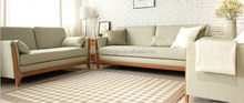 Popular promotional new classical solid wood sofa