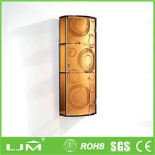 Security closet silica gel dehumidifier
