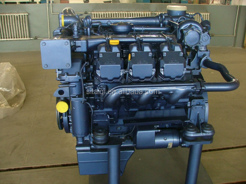 Huachai german deutz inboard marine diesel engines for for Deutz motor for sale