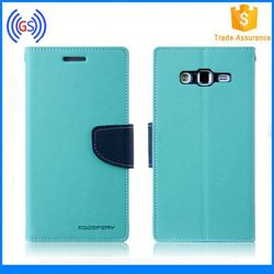 Mix Model Mercury Fancy Leather Case For Samsung Galaxy Core Prime Sm-G36