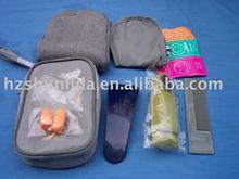 travel amenity set travel airline kit travel item