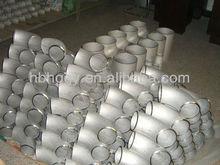 stainless steel elbow 304l ANSI B16.9/B16.28 SCH5S-STD,china manufacturer