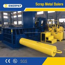 CE Certification Hydraulic Scrap Metal Compactor