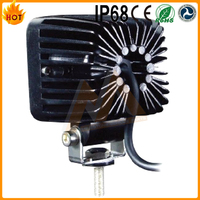 Super Bright 12W IP68 Fog lamp led working light For car/motorcycles/jeep