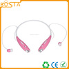 New version stylish fashion hot selling new design hands-free bluetooth headsets