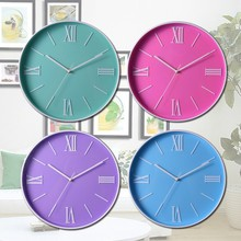 Arabic style custom design home goods art painting big size wall clock!