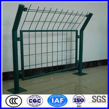 Heavy gauge galvanized welded wire mesh panel for fence