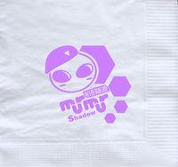Customed, Napkin tissue,can printed logo