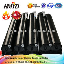 High Quality Standard Remanufactured T-FC55 Color Toner Cartridge For e studio 5520c,6520c,6530c