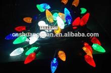de alta calidad buena venta de pino de navidad luces