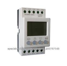 Más de- voltaje y bajo- la protección del voltaje 3 relé de fase RD6-W